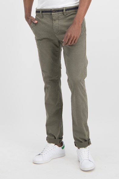Stretch Regular Fit Chino Trouser