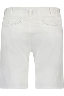 short-casual-white